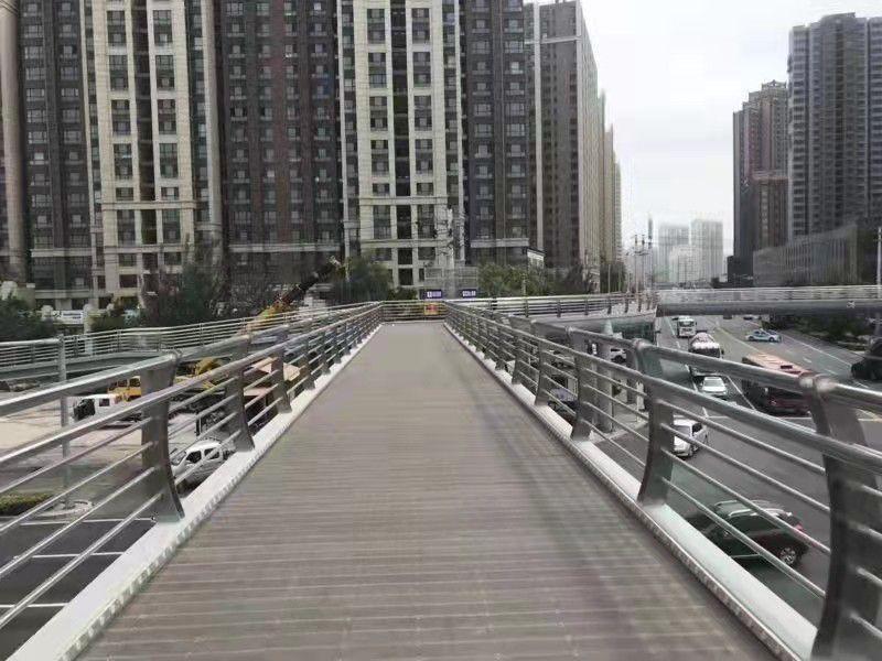 鄂州天桥护栏